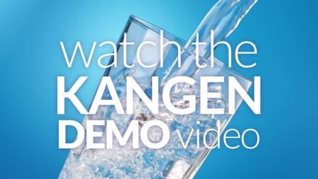 Watch the Kangen Water Video